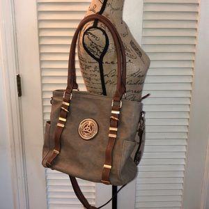 The Celtic Bag Company Leather Shoulder Bag